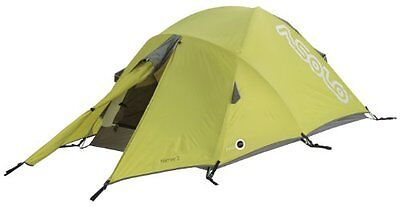 Buy hiking equipment - Asolo Equipment Harrier 2-person 3 Season Backpacking Tent (light Green)