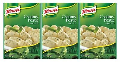 Knorr Creamy - Knorr Creamy Pesto Sauce Mix 3 Packet Pack