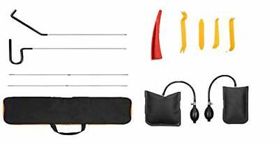 Black Professional Automotive Car Tool Kit With Air WedgeEasy Entry Long Reach