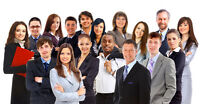 START IMMEDIATELY! FULL TIME POSITION WITH BENEFITS!