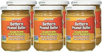 - Better'n Peanut Butter Original 16 Ounce (Pack of 6)