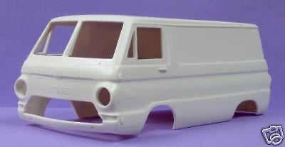 Jimmy Flintstone '67 Dodge A-100 Panel Van Body   #24