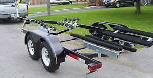 New 2016 Tandem Axle Boat Trailer – Only $3800 Kitchener / Waterloo Kitchener Area image 1