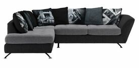 Sofology Corner Sofa, 2 seater chaise in great condition