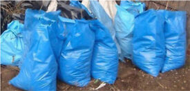X 50 FREE SOIL BAGS MAY CONTAIN SMALL STONES