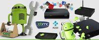 ANDROID TV BOX REPAIR/SALE. KODI/XBMC REPROGRAMMING/RESTORE