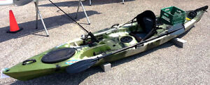 Winner Leisure 12' Fishing Kayak $845 London Ontario image 2