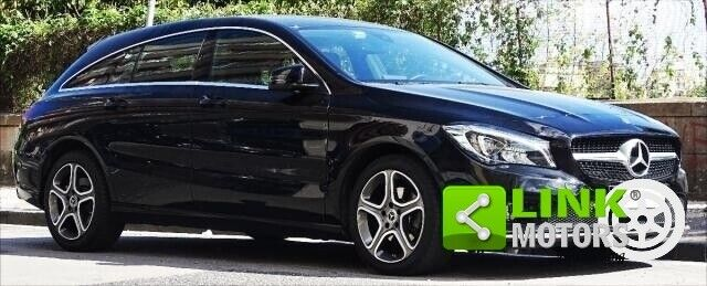 MERCEDES CLA 200 d S.W. Automatic Shooting Brake