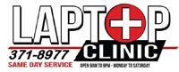 LAPTOP CLINIC, SAME DAY COMPUTER REPAIRS ( 9 to 9 M/S)