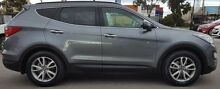 2013 Hyundai Santa Fe DM MY14 Elite Grey 6 Speed Sports Automatic Wagon Meadow Heights Hume Area Preview