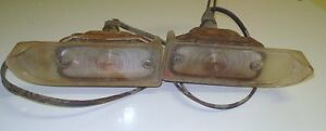 1967 Firebird  Turn signal/parking lights assembly