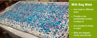 Transform Milk Bags into Sleeping Mats for the Needy - Join Us!