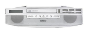 Sony ICF Under-the-Cabinet Radio & CD Player