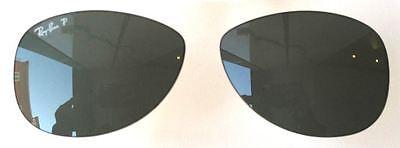 Objektive Ersatzteile ray ban 8313 58 Grün Lenses Grün Polarisiert Polarized