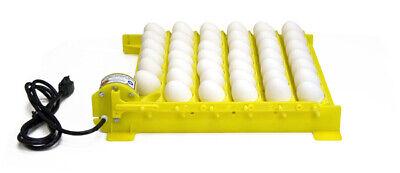 New Gqf 1611 Automatic Chicken Egg Hovabator Incubator Turner Universal Racks