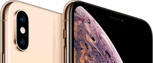 iPhone XS Max Gold 512GB Factory Sealed