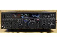 Yaesu ft 950 hf/6m transceiver mint