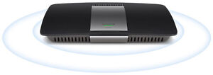 LINKSYS EA6400 AC1600 DUAL-BAND SMART WI-FI ROUTER