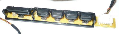 HP LV2311 MONITOR BUTTON BOARD 715G5002-K01-000001S