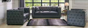 Brand new sofa set for sale (Sofa, Loveseat & Armchair)