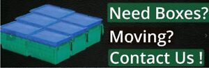 ECO-FRIENDLY MOVING BOXES