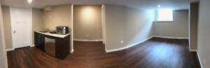 Brand new basement for rent in Salmon Arm
