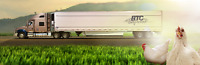 Truck Driver for reefer and flatbed long haul