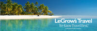 SELLING: Legrow's Travel Gift Card