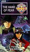 Dr Who VHS Videos