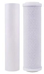 2 Pack Standard Reverse Osmosis Replacement Filters
