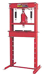 Wanted 12 to 20 ton shop press