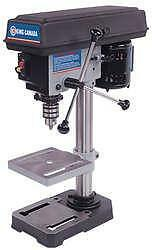 "Brand New 8"" Bench Drill Press/13"" Floor Drill Press with Dual Laser Guide System"