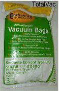 Kenmore Vacuum Bags 20-50690