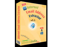 Collect emails using internet email extractor software