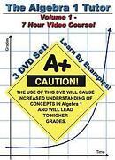 Algebra DVD