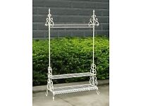 Vintage looking Clothes Rail - shabby Chic.