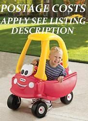 Little Tikes 30th Anniversary Cozy Coupe Car (postage prices in description)!!!!