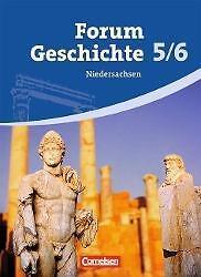 Forum Geschichte 5./6. Schuljahr. Schülerbuch. Gymnasium Niedersachsen von Hans… - Deutschland - Forum Geschichte 5./6. Schuljahr. Schülerbuch. Gymnasium Niedersachsen von Hans… - Deutschland