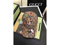 Gucci cap tiger rainforest