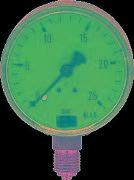 Öldruckmanometer