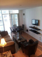 761 Bay Fully Furnished condo