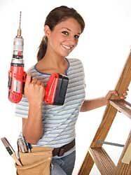 DIY handyman / handywoman - services offered to women only