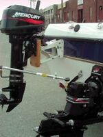 EZ Steer--Auxiliary Sterndrive Steering System