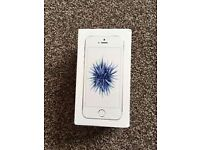 iPhone SE unlocked brand new in box 16 gb
