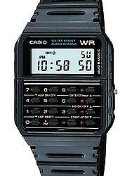 Casio Black Calculator Watch WR (Brand NEW with Tag) Never worn!