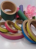 Unused Bird & Parrot Toys - All Natural & Non-Toxic