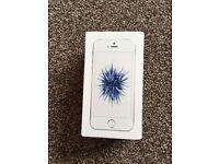 iPhone SE unlocked brand new in box 16 gb