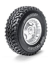 Misc name-brand Truck/SUV tires