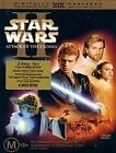 Sci-Fi & Fantasy Star Wars: Attack of the Clones DVD Movies