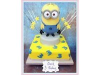 Cakes and classes all occasions Edinburgh